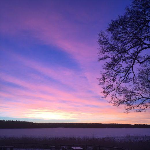 Aurinko Nousee Rovaniemi